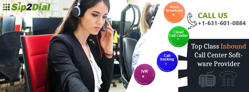 Inbound call center software
