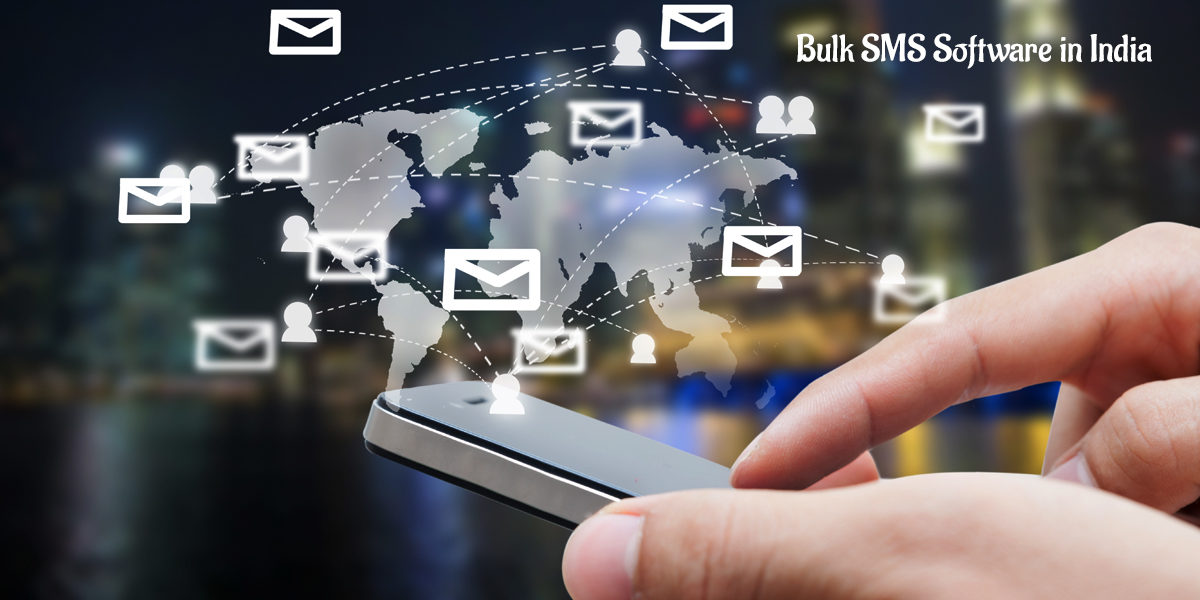 Bulk SMS Software India