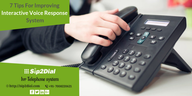 7 Tips For Improving Interactive Voice Response System
