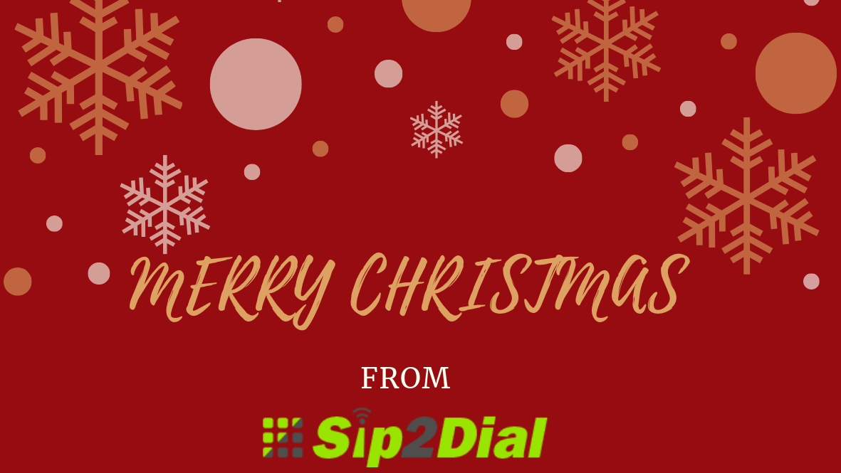 Christmas Wishes To Your Clients With Voice Broadcasting Software
