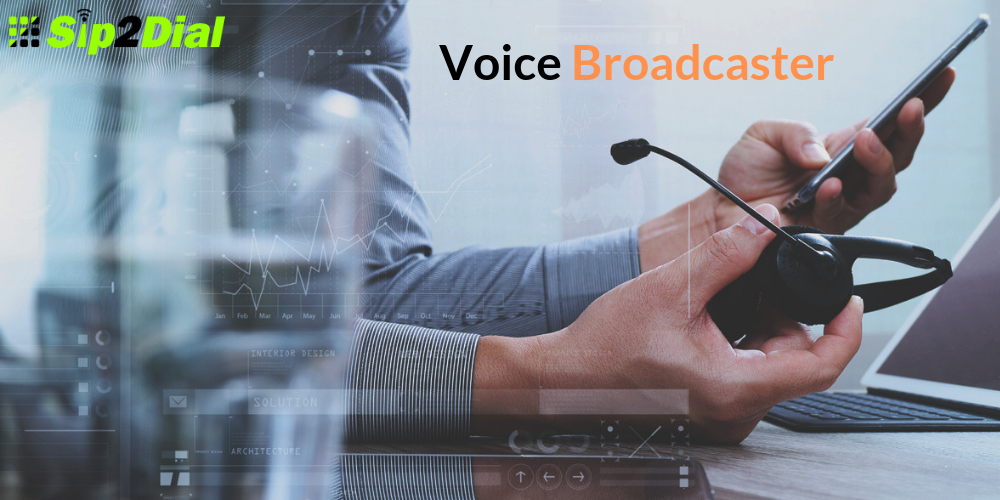 Voice Broadcaster Software