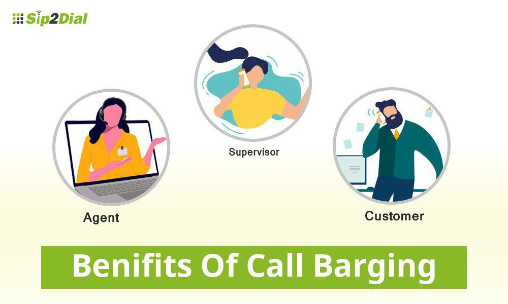 Benefits Of Using Call Barging In Call Center Business
